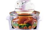 Mách bạn nhiệt độ thích hợp để nướng thực phẩm ngon bằng lò thủy tinh