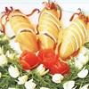 Mực nhồi tempura