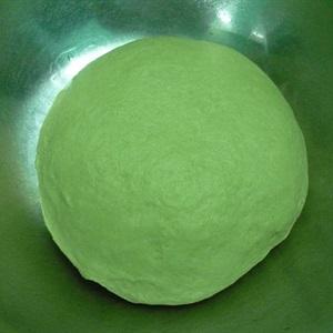 Bánh que trà xanh