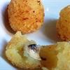 Khoai tây viên nấm