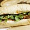 Bánh mì thịt bò nướng