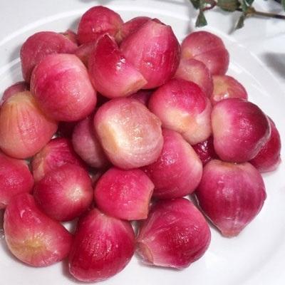 Image result for cách làm dưa chua củ hành tím