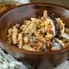 Cơm trộn nấm