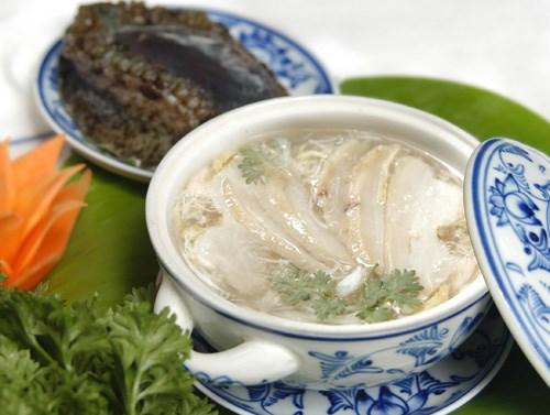 Cách nấu súp bào ngư hải sản