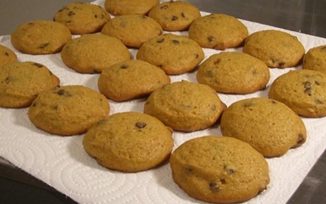 Cách làm bánh cookies bí đỏ