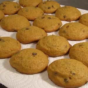 Bánh cookies bí đỏ
