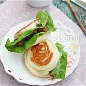 Không cần lò nướng, làm hamburger từ A đến Z