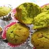 Bánh cupcake trà xanh