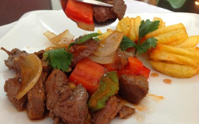 Cách làm ớt chuông xào thịt bò