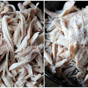 Gỏi gà bắp cải
