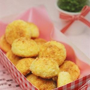 Bánh dừa thơm lừng