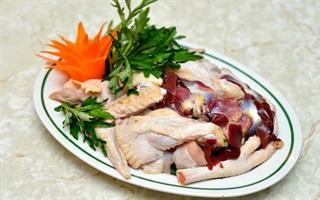 Thịt gà - vịt - chim