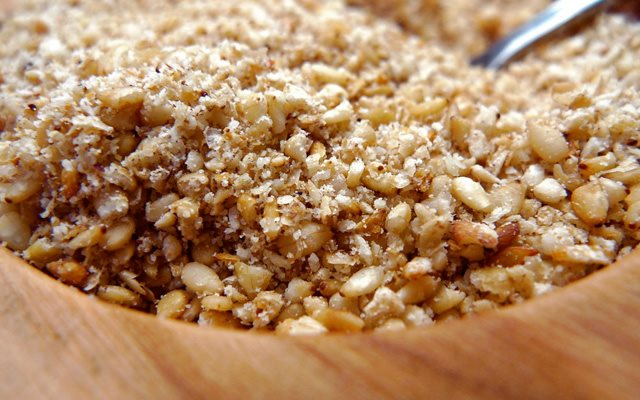 Cách làm muối vừng thơm ngon