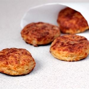 Bánh cookies thịt xông khói