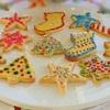 Bánh quy mật ong cho Giáng sinh