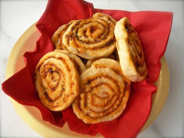 Cách làm bánh mì cuốn mặn