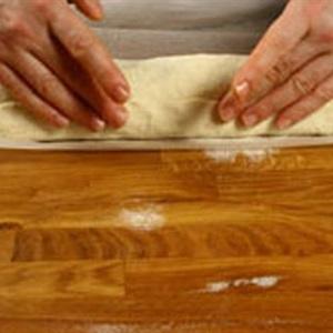 Bánh mì cuốn mặn