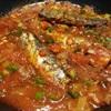 Cá trích sốt cà