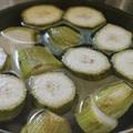 Ba ba nấu chuối