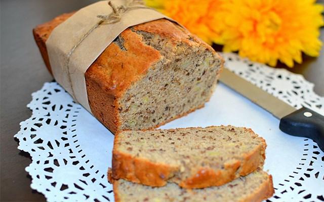 Cách làm bánh mì chuối mềm thơm