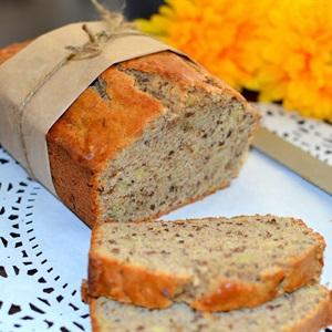 Bánh mì chuối mềm thơm