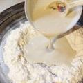 Bánh su kem chiên