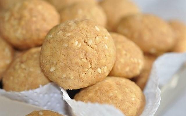 Cách làm bánh cookies mè