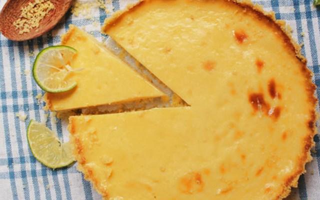 Cách làm bánh tart chanh xốp mềm