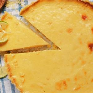 Bánh tart chanh xốp mềm
