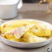 Cách làm trứng đúc phô mai và thịt xông khói