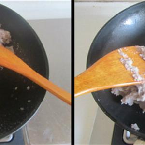 Bánh cuộn khoai môn
