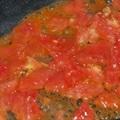 Đậu hũ nhồi tôm sốt chua cay