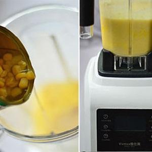 Súp bắp khoai tây