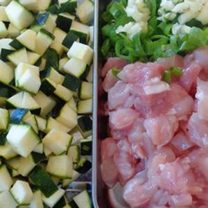 Thịt gà xào đậu phộng