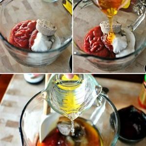 Gà phi lê sốt chua ngọt
