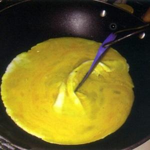 Bánh mì cuộn trứng phô mai