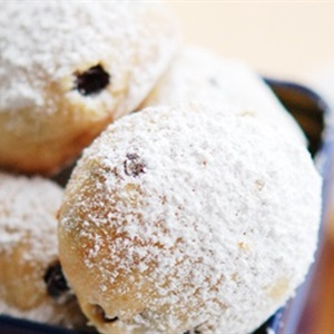Bánh cookies hạnh nhân