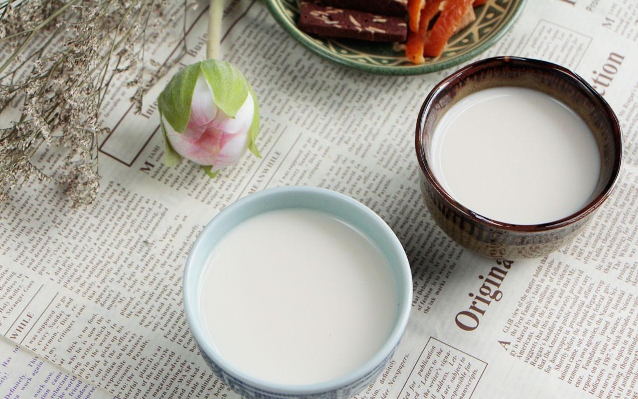 Cách nấu sữa gạo Hàn Quốc