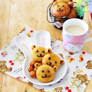 Bánh cookies gấu