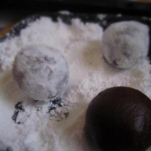 Bánh cookies truffle