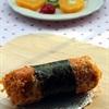 Bánh ruốc tự làm kiểu sushi