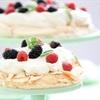Bánh kem dâu bạc hà