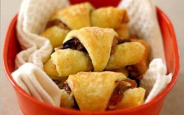 Cách làm bánh cookies sừng bò