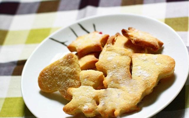 Cách làm bánh cookies khoai lang
