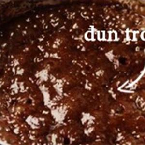 Bánh cookies chocolate