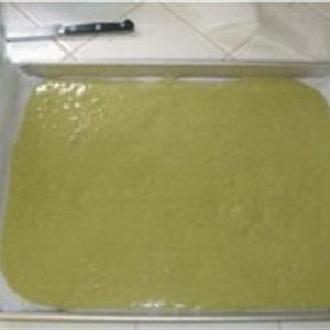 Bánh kem vị trà xanh