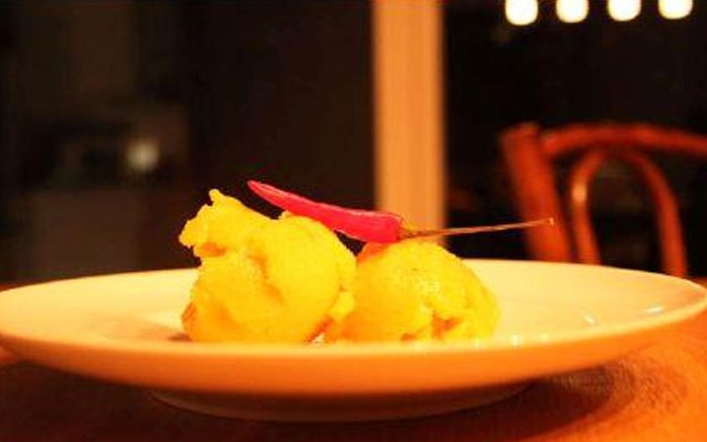 Cách làm kem trái cây vị ớt
