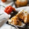 Bánh tart kem bí đỏ