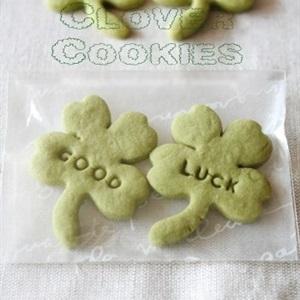 Gửi 'nửa kia' cookies cỏ 4 lá may mắn