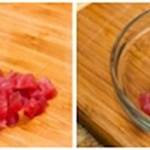 Sushi cuộn dưa leo
